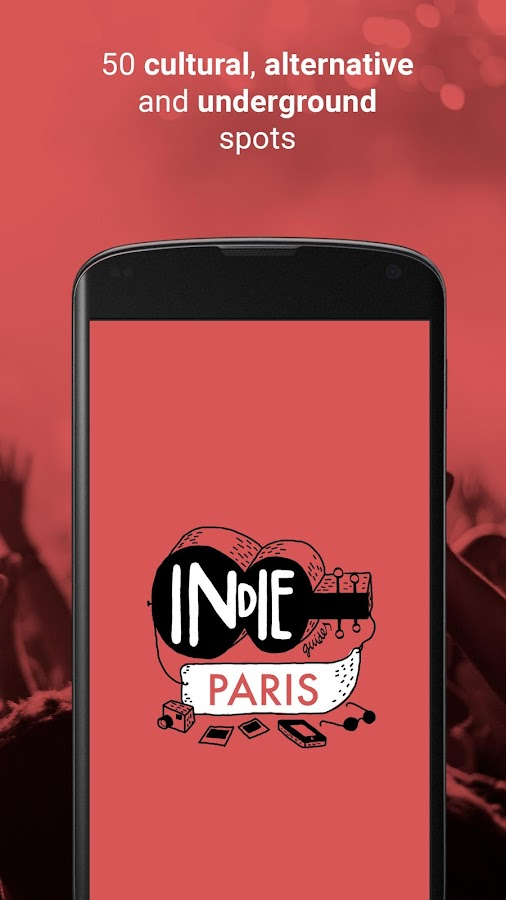 Indie Guides Paris- screenshot