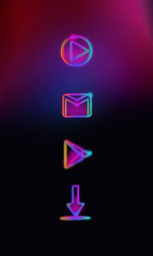 玩免費個人化APP|下載酷霓虹灯启动 app不用錢|硬是要APP