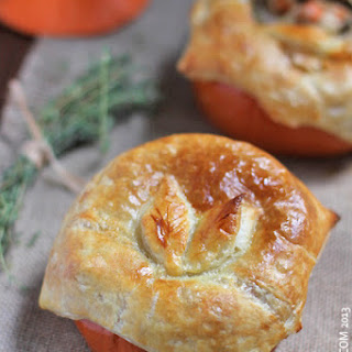 Pumpkin Pot Pie