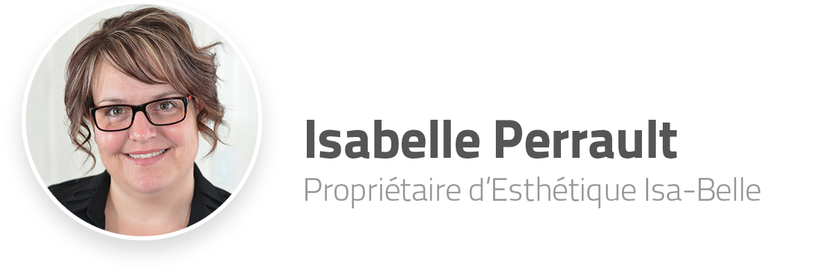 témoignage Isabelle