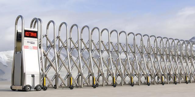 Một vài khác biệt cơ bản của những chiếc cổng xếp inox 201