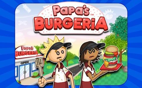 Descargar Papa's Burgeria para PC ✔️ (Windows 10/8/7 o Mac) 1