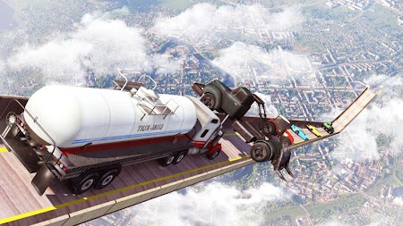 Mega Ramp Impossible 3D APK screenshot thumbnail 5