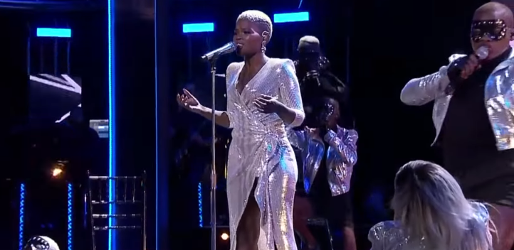 'Ek kon die lirieke nie behoorlik hoor nie': Viggy se 'Idols SA'-opvoering verdeel fans - TimesLIVE