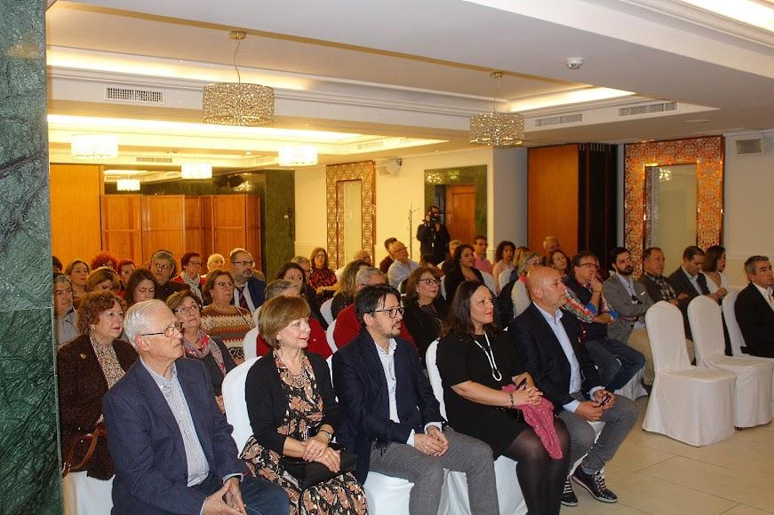 El Salón Almería del Hotel Nuevo Torreluz acogió la entrega de Premios Acción por Almería.