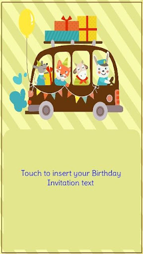 Birthday invitation maker apk 15 download only apk file for android birthday invitation maker stopboris Choice Image