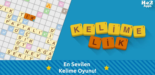 most played word games in the world in your pocket in Turkish.
