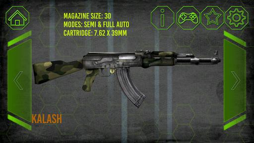 Guns Weapons Simulator Game apkpoly screenshots 4