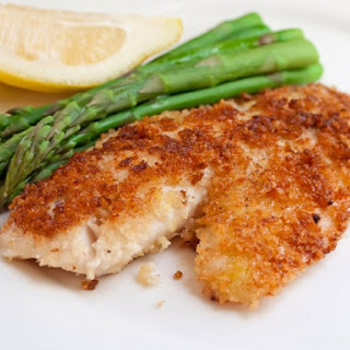 Pecan Crusted Fish Recipes