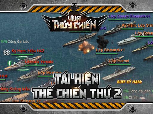 Vua Thu1ee7y Chiu1ebfn : Truy Ku00edch Tru00ean Biu1ec3n 1.0.12 11