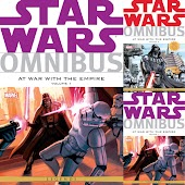 Star Wars Omnibus at War with the Empire