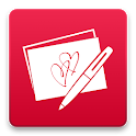 Lovely Handwritten Cards icon