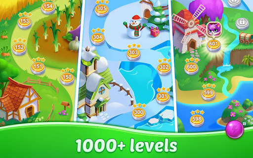 Bubble Shooter Pop-Blast Bubble Star 2.20.5027 screenshots 16
