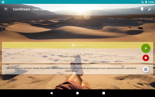 CamStream - Live Camera Streaming 1.0.3e screenshots 24