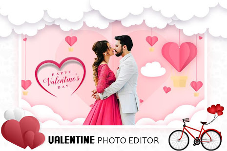 Download Valentine Photo Editor : Love Photo Frame 2020 For PC Windows and Mac apk screenshot 3