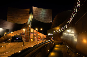 Photo: LA's Walt Disney Concert Hall Los Angeles, CA. 2012.  +Marc Evans and I spent a few hours at the Walt Disney Concert Hall a few nights ago, really awesome building with all sorts of hallways, and views to shoot from.
