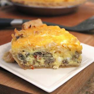 Breakfast Pie With Pie Crust Recipes