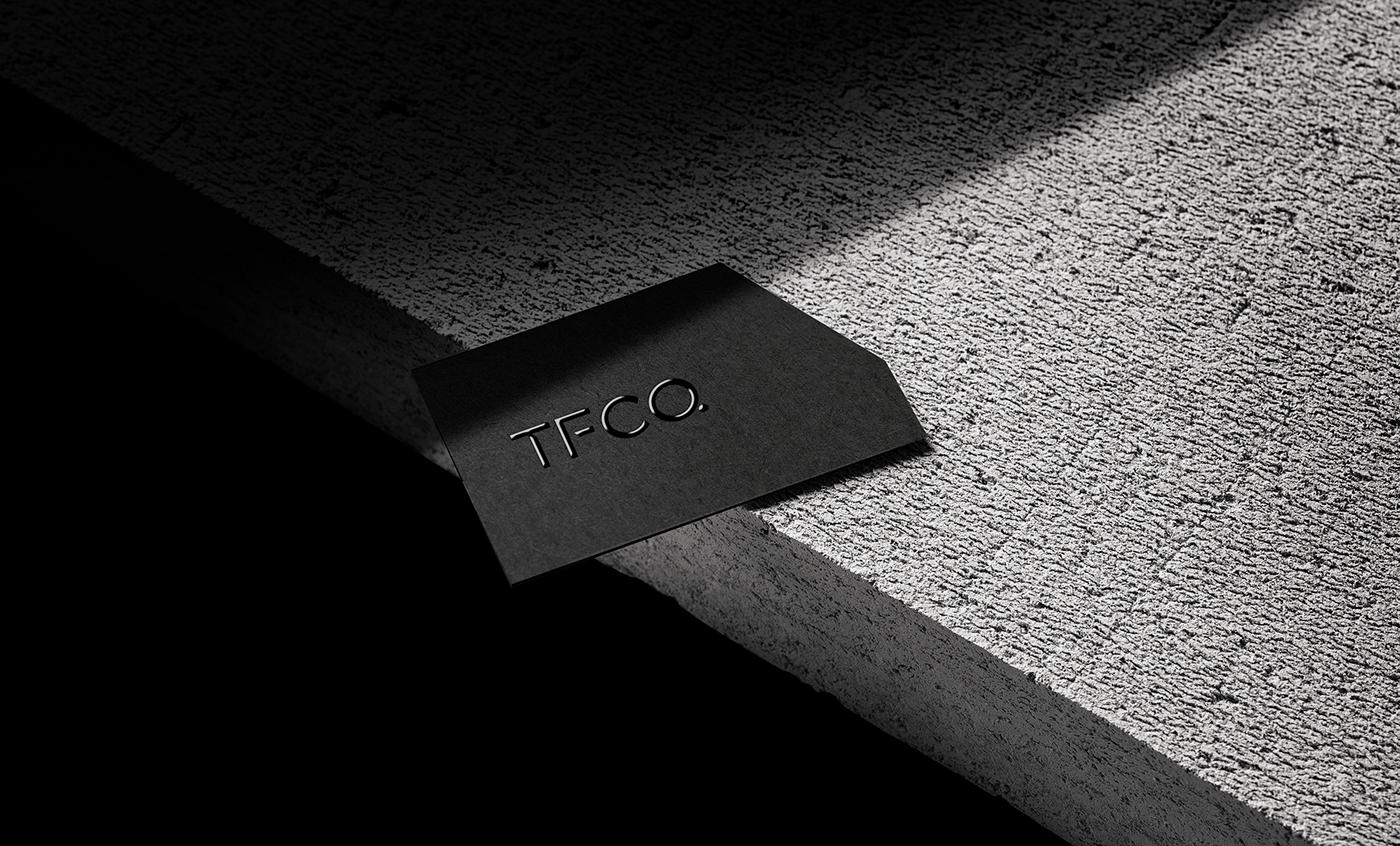 black and white brand brand identity branding  concrete construction Engineering  gray logo motion