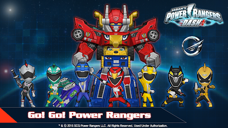 Power Rangers Dash 1.5.2 screenshot 261671