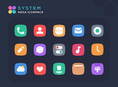Nexa Icon Pack v1.3 [Patched] 1