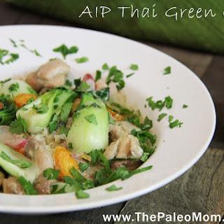 Thai Green Curry (AIP-Friendly!)