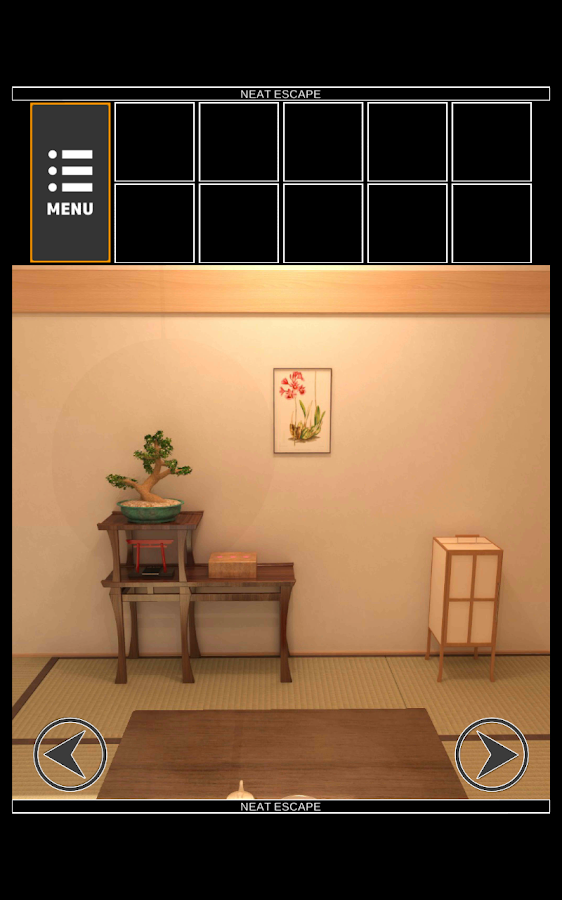 Escape Game: Sakura &Washitsu- screenshot