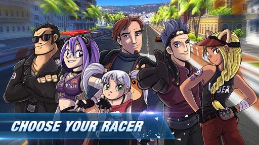 Viber Infinite Racer screenshot 5