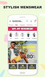 SHEIN-Fashion Shopping Online APK screenshot thumbnail 5
