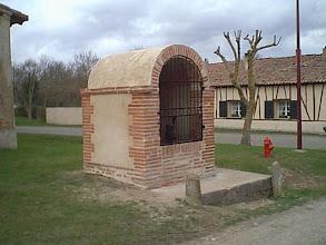 Photo: Le puits communal