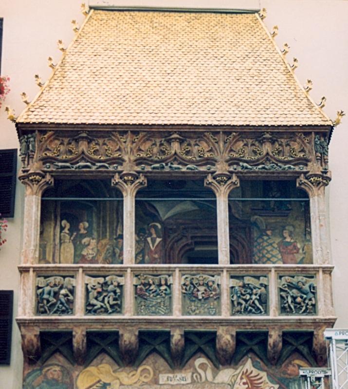 Balcone imperiale di Eleonora