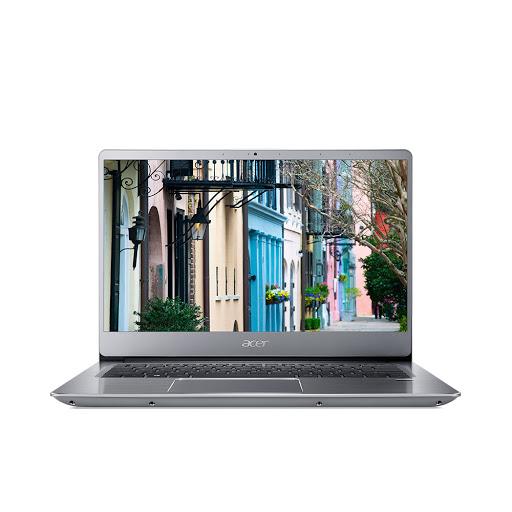 Máy tính xách tay/ Laptop Acer Swift 3 SF314-54-38J3 (NX.GXZSV.005) (i3-8130U) (Bạc)