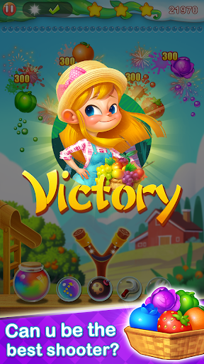Bubble Farm - Fruit Garden Pop screenshots 7