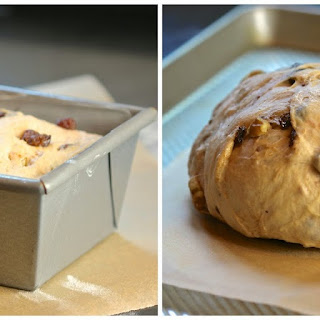 Walnut-Raisin Bread