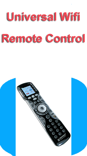 Universal Wifi Remote Control