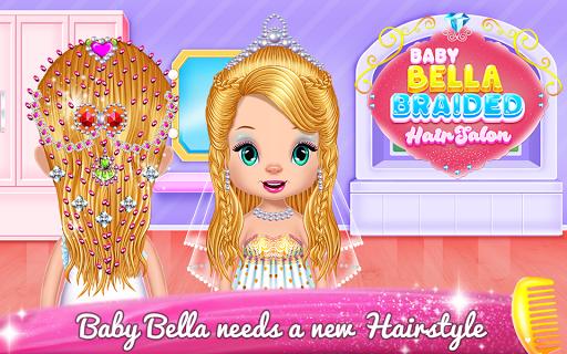 PC u7528 Little Bella Braided Hair Salon 1