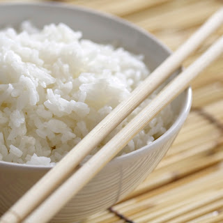 Low Carb Rice with Honey.