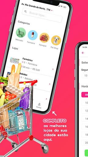 Taki - seu aplicativo de compras. ss3