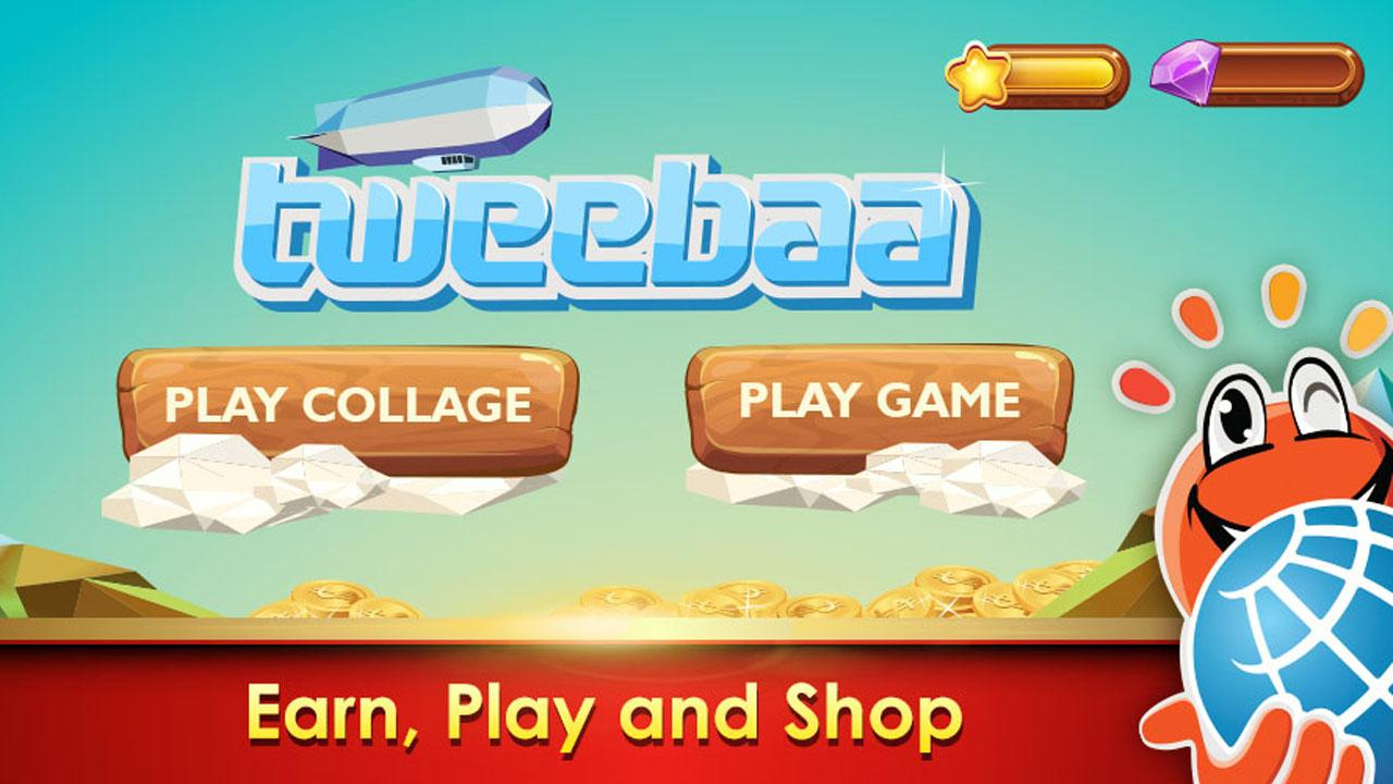 Tweebaa- screenshot