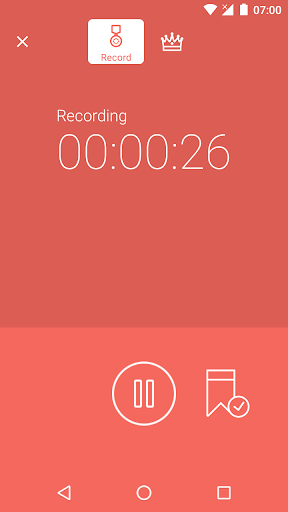 Recordify Voice Recorder screenshot 3