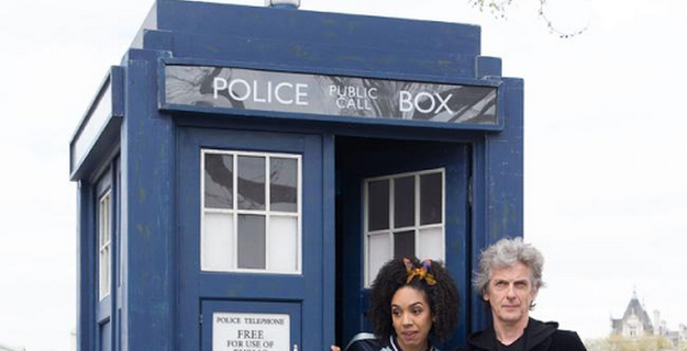 Pearl Mackie says it's 'about time' Doctor Who got its first gay companion