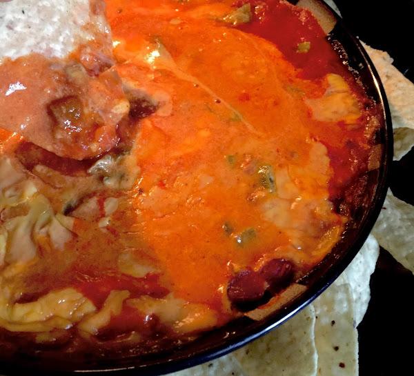 Flash Chili Dip Recipe