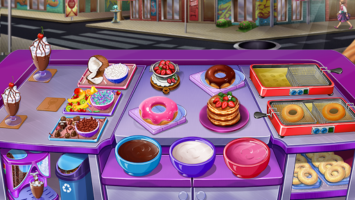 Cooking Urban Food - Fast Restaurant Games apkmr screenshots 11