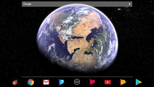 Earth & Moon in HD Gyro 3D Parallax Live Wallpaper 2.8 Screenshots 18