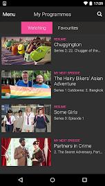BBC iPlayer Screenshot 3