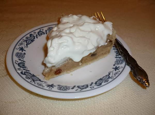 I Have Chosen To Use Meringue And/or Cool Whip. Like Them Both On This Pie.