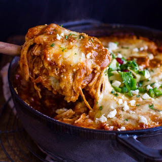 Southwestern, Turkey Tamale Pie!