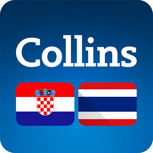 Collins Thai<>Croatian Dictionary Icon