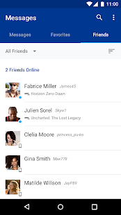 PlayStation Messages - Stay connected with friends Screenshots