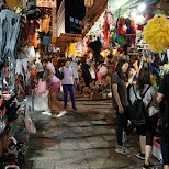 buy halloween accessories and costumes on Pottinger Street in Hong Kong in Hong Kong, , Hong Kong SAR