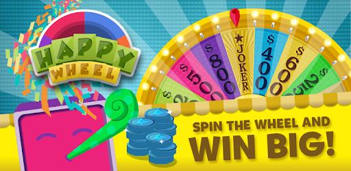 wheel google happy fortune